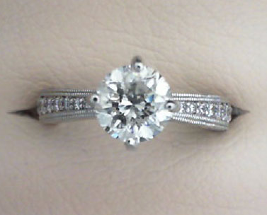 Custom Wedding Bands.Jeffrey Mann Fine Jewelers Custom Engagement Rings And